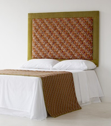 SiMitchell Tree Fabric Bed Head